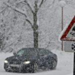 Atentionare de calatorie: Cod galben de ploaie si ninsoare