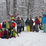 Drumetii de iarna alaturi de Cutezatorii muntilor