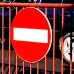 Noi restricții de circulație pentru realizarea lucrărilor de investiții din oraș