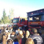 Ziua porților deschise la pompieri