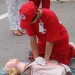 Cum să acorzi primul ajutor ? Lecții într-o comună din județ