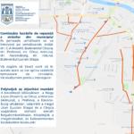 Se lucrează intens la drumurile din municipiu