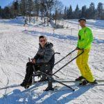 Proiect Caiac SMile, dedicat persoanelor cu dizabilități