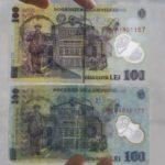 Arestați pentru falsificare de bani