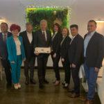 Ambasadorul SUA s-a întâlnit cu reprezentanți ai mediului de afaceri din Satu Mare