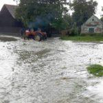 Rauri din Satu Mare, sub Cod portocaliu de inundatii