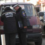 Poliția Locală a dat sute de amenzi