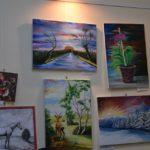 Culori printre gratii. Expozitie la Centrul de Creatie