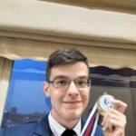 Medalie de aur pentru un elev din Satu Mare ! A confirmat la nivel international (Foto)