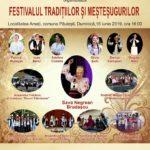 Festivalul Tradițiilor și Meșteșugurilor din localitatea Amați la cea de-a IV- a ediție