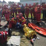 Pompierii satmareni se intrec la Bistrita (Foto)