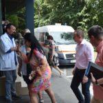Ministrul Sanatatii, in vizita la Spitalul Judetean Satu Mare. Ce s-a discutat (Foto)