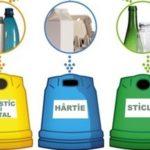 De la 1 iulie suntem obligați sa aruncam gunoiul selectiv