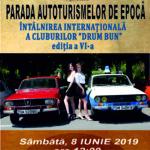 Parada Automobilelor de Epoca, sambata, la Satu Mare