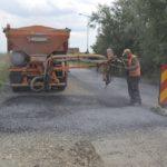 A inceput reabilitarea drumului Satu Mare - Tataresti