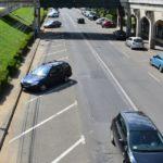 Restrictii de circulatie pe o artera principala din oraș