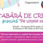 Ateliere de creaţie, jocuri și multe surprize pentru copiii din Negresti-Oas