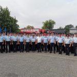 Momente pline de semnificație pentru 55 de pompieri sătmăreni