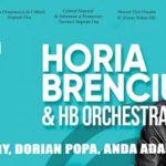 Horia Brenciu în concert la Negresti-Oas