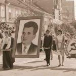 Cum se defila de 23 august, în județele Satu Mare și Maramureș (Foto galerie?)