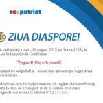 """Ziua Diasporei la Negrești-Oaș, în 16 august: """"Negrești-Oaș este Acasă!"""""""