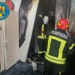 Incendiu la un club din Satu Mare. Pagube insemnate (Foto)