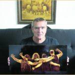 Liderul trupei Metallica foloseşte pe scenă chitare pirografiate de un satmarean (Foto)