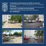 Lucrări finalizate. Alte peste 300 de locuri de parcare în municipiul Satu Mare