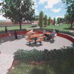 Parc modern în municipiul Oradea, realizat de o asociere de firme din Satu Mare (Foto)