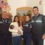 Si-a răpit bebelusul, dar apoi l-a abandonat în Somes. Polistii l-au prins pe individ (Foto)