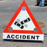 Accident cu trei mașini, la ieșirea din Alba Iulia. Circulatia ingreunata