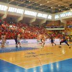 Baschet: Sibienii joaca primul meci oficial de pe teren propriu