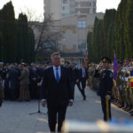 "Klaus Iohannis prezent la ""Ziua Armatei"" la Carei (Foto)"