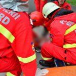 9 persoane salvate de paramedicii harghiteni
