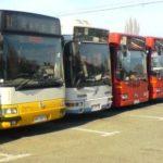 Modificari in traseele autobuzelor, azi, de 1 Decembrie