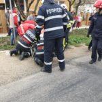 Accident grav ! Si-au vazut moartea cu ochii (Foto)