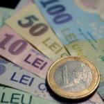 Leul și-a mai revenit, în comparație cu euro