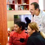 Investitii în centrele de îngrijire din judetul Satu Mare. 93 de ani are cel mai varstnic asistat