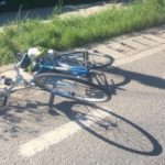 Biciclist accidentat grav. A murit la spital