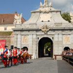 Cetatea Alba Carolina, atracție turistica. Zeci de mii de vizitatori
