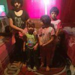 Cinci copii părăsiți de mama au nevoie de ajutor (Foto)