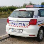 Accident la iesirea din Apahida