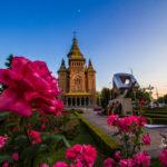 Catedrala Mitropolitana din Timisoara, un loc cu atracție pentru turiști (Foto)