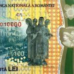 Se lansează o noua bancnota de 100 de lei