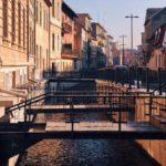 Canalul Morii – un loc agreat de turistii care trec prin Cluj