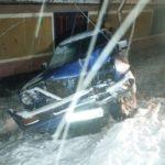 Zăpada da peste cap circulatia în judetul Mures
