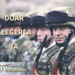 Încep inscrierile pentru colegiile naționale militare