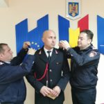 "Trei pompieri, avansati in grad, de ""Ziua Nationala a Romaniei"" (Foto)"