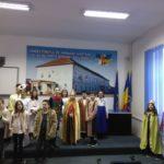 Colindători la Jandarmeria Satu Mare