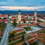 27 de strazi noi, botezate in Alba Iulia